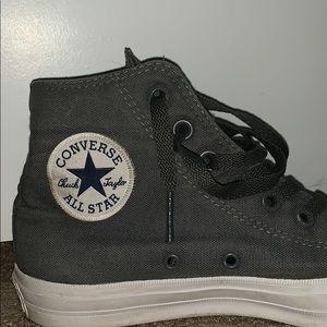 Grey chuck Taylor Converse